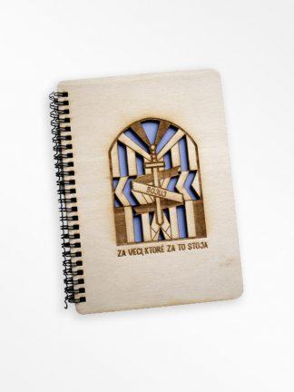 Zápisník - Bojuj za veci, ktoré za to stoja