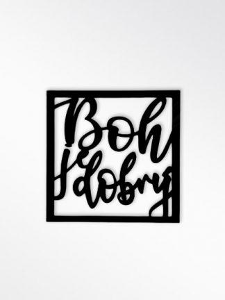 Akrylový obraz - Boh je dobrý