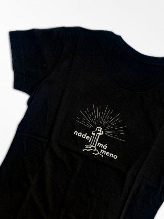 Tričko - nádej má meno
